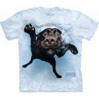 Duchess T-shirt | Underwater Dog T-shirts | The Mountain®